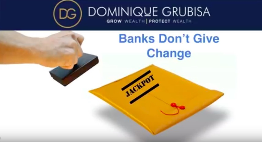 DG Banks Dont Give Change